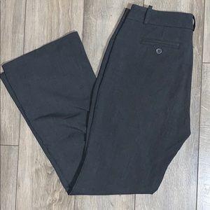Worthington 2P Dark Gray Dress Pants